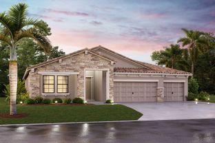 Corina  III - Tile - Watergrass: Wesley Chapel, Florida - M/I Homes