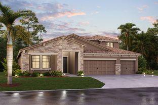 Corina  III Bonus - Tile - Watergrass: Wesley Chapel, Florida - M/I Homes