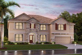 Grandsail  III - Tile - Watergrass: Wesley Chapel, Florida - M/I Homes