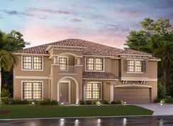 Grandshore II - Tile - Watergrass: Wesley Chapel, Florida - M/I Homes