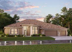 San Marino II - Tile - Watergrass: Wesley Chapel, Florida - M/I Homes