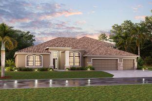 San Marino II Bonus - Tile - Watergrass: Wesley Chapel, Florida - M/I Homes