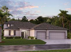 Savannah II Bonus - Watergrass: Wesley Chapel, Florida - M/I Homes