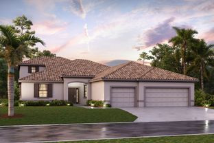 Savannah II Bonus - Tile - Watergrass: Wesley Chapel, Florida - M/I Homes