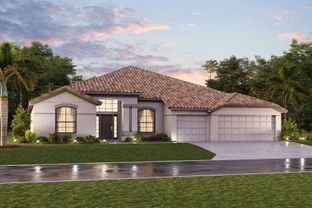 Brookhaven - Tile - Watergrass: Wesley Chapel, Florida - M/I Homes