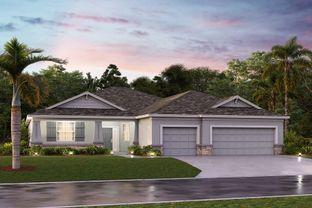 Savannah II - Watergrass: Wesley Chapel, Florida - M/I Homes