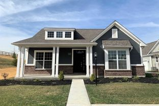 Augusta - Retreat at Carriage Hill: Liberty Township, Ohio - M/I Homes