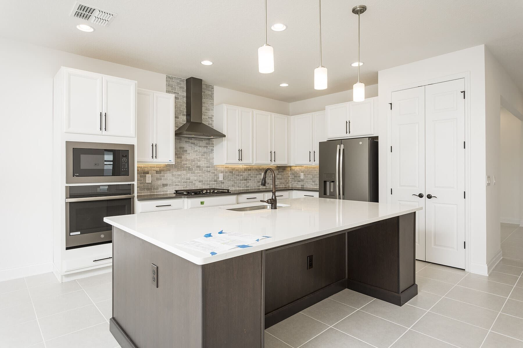 Kitchen featured in the Corina II By M/I Homes in Orlando, FL
