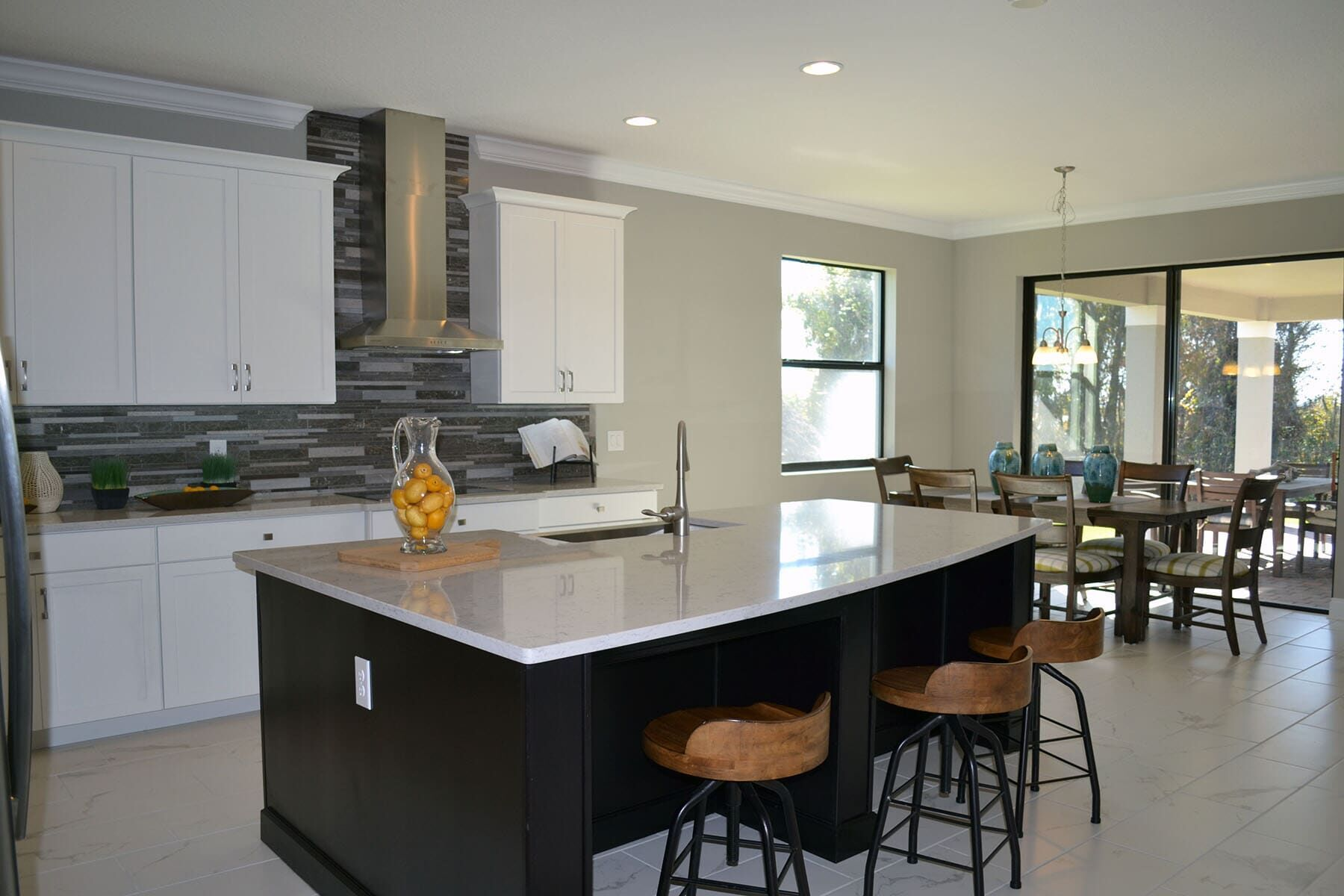 Kitchen featured in the Glenwood By M/I Homes in Orlando, FL