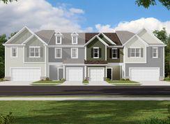 Manchester - Kellerton Place: Monroe, North Carolina - M/I Homes