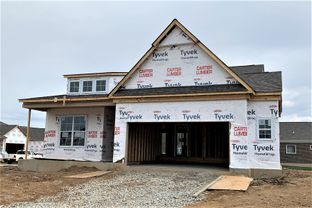 Mitchell - Cedarbrook Farm: Beavercreek, Ohio - M/I Homes