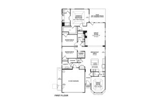 Villa Magnolia  III - Legacy at Jordan Lake: Chapel Hill, North Carolina - M/I Homes