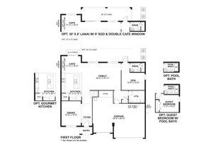 Dali - Epperson: Wesley Chapel, Florida - M/I Homes