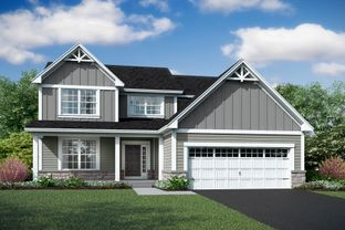 Baldwin - Silo Bend: Lockport, Illinois - M/I Homes