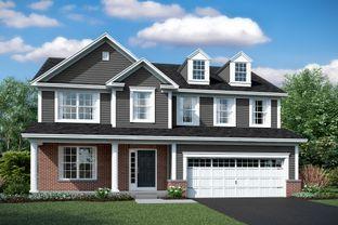Dunbar - Silo Bend: Lockport, Illinois - M/I Homes