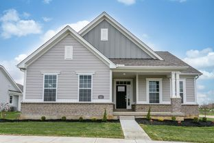 Charleston - Bellasera: Sugarcreek Township, Ohio - M/I Homes