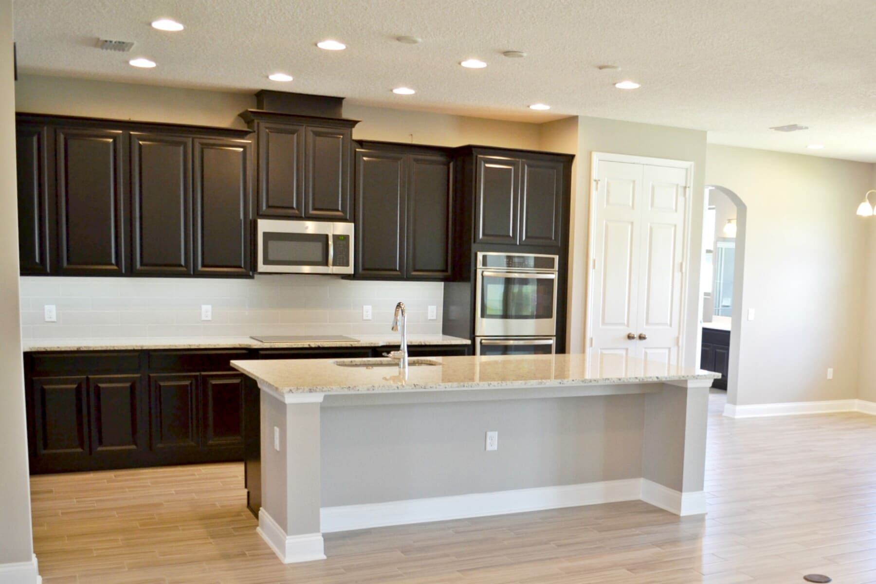 Kitchen featured in the Savannah Fl By M/I Homes in Orlando, FL