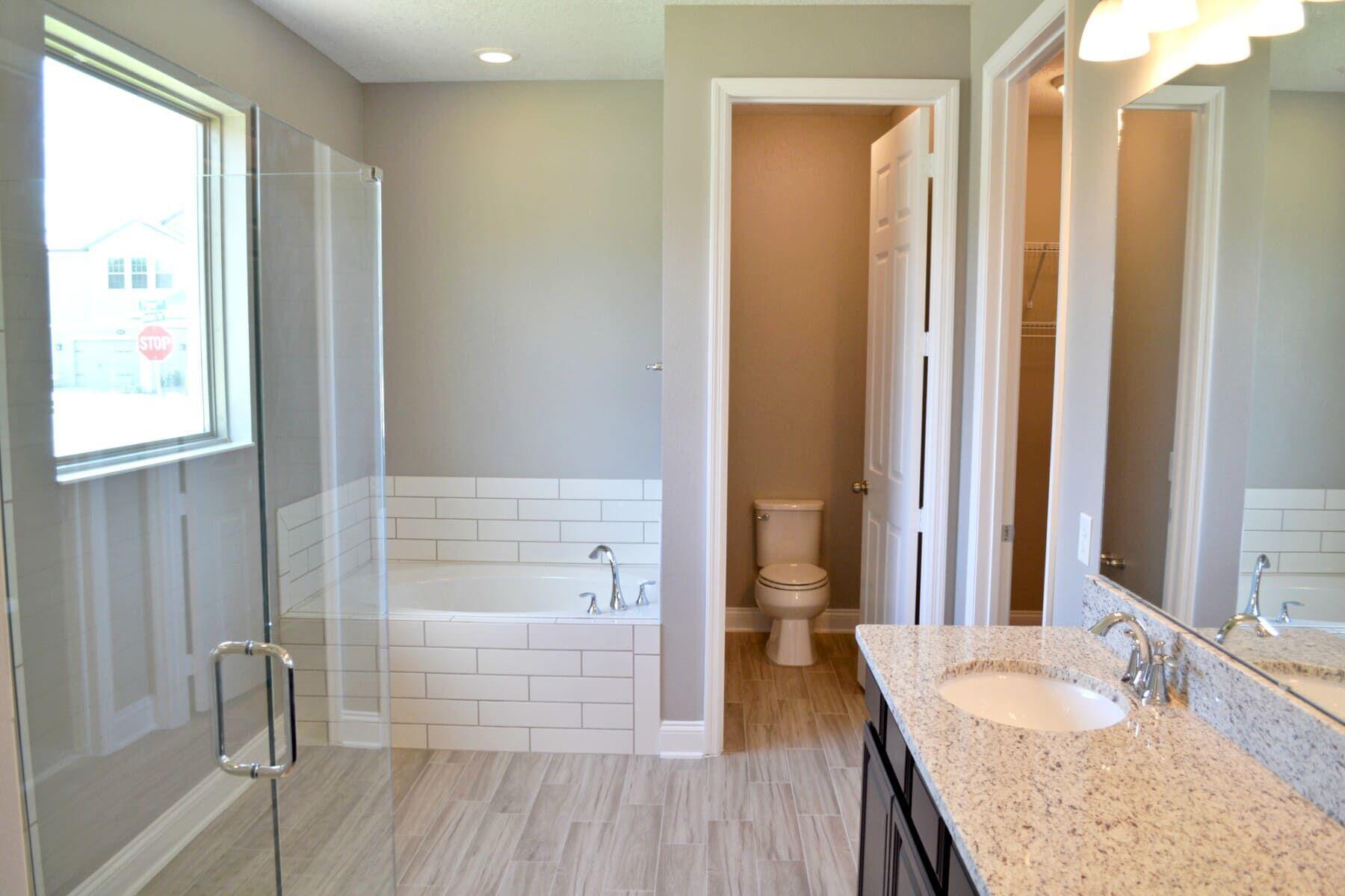 Bathroom featured in the Savannah Fl By M/I Homes in Orlando, FL