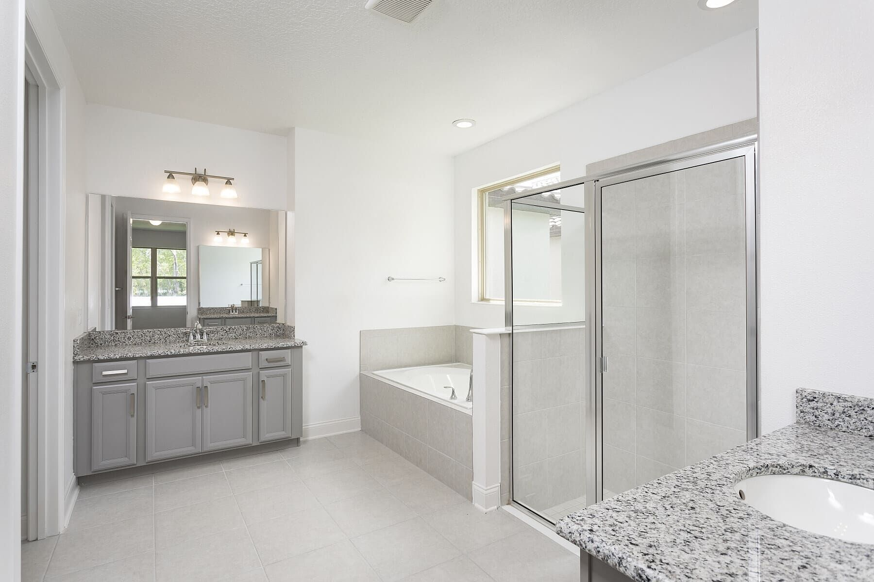 Bathroom featured in the Dorchester By M/I Homes in Orlando, FL