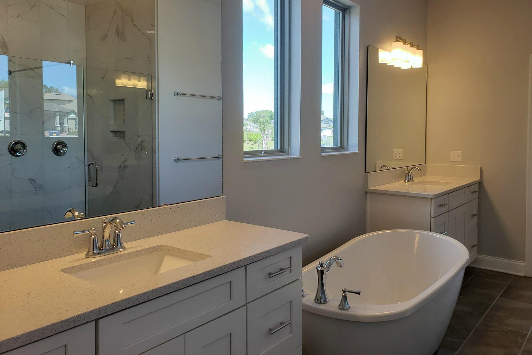 Bathroom featured in the Savannah II By M/I Homes in Orlando, FL