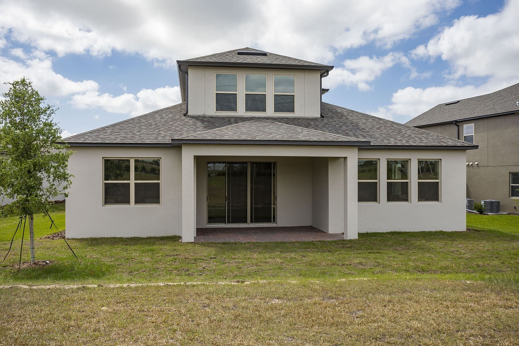 Exterior featured in the Essex By M/I Homes in Orlando, FL
