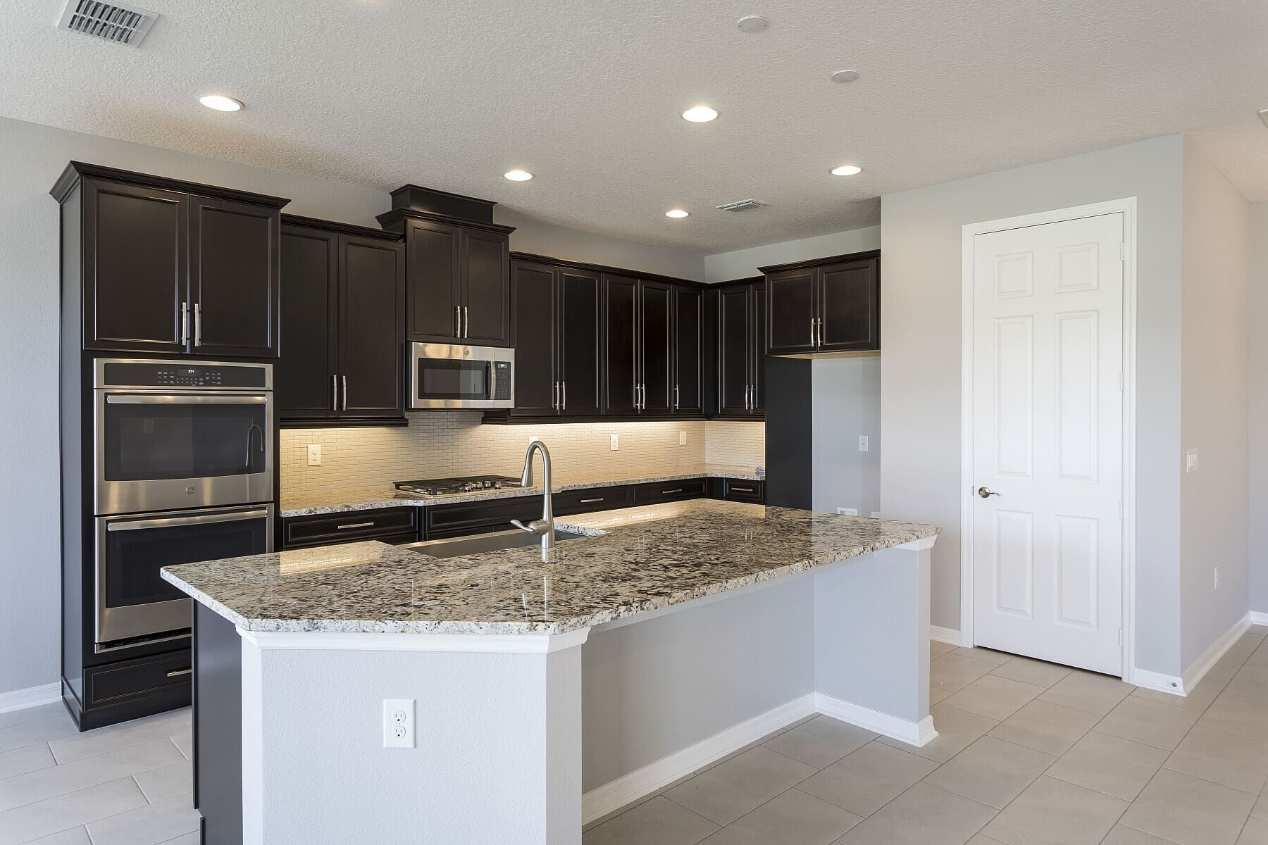 Kitchen featured in the Essex By M/I Homes in Orlando, FL