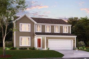 Inglewood - Madingley Falls: Loveland, Ohio - M/I Homes