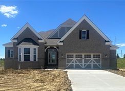 Serenity - Carriage Hill: Liberty Township, Ohio - M/I Homes