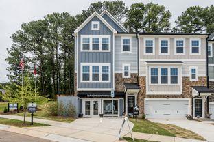 Milton - Wykoff: Raleigh, North Carolina - M/I Homes