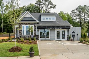 Crabtree - Grove At White Oak: Garner, North Carolina - M/I Homes