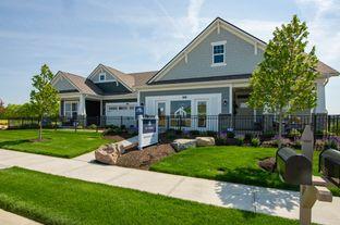 Castello - Villas at Wynne Farms: Brownsburg, Indiana - M/I Homes