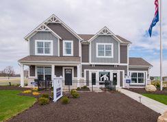 Fairbanks Slab - Westchester: Westfield, Indiana - M/I Homes