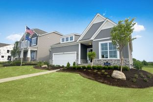 Fremont - Homes at Foxfire: Commercial Point, Ohio - M/I Homes