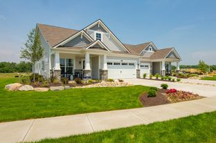 Dimora - Bethel Creek: Indianapolis, Indiana - M/I Homes