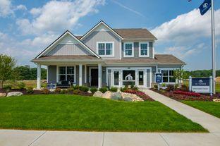 Harrison Slab - Bethel Creek: Indianapolis, Indiana - M/I Homes