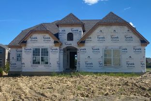 Serenity - Wynstone: Centerville, Ohio - M/I Homes