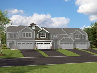 Braeden - The Townes at Lansdowne: Plainfield, Illinois - M/I Homes