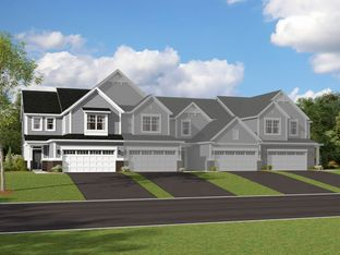 Campbell - The Townes at Lansdowne: Plainfield, Illinois - M/I Homes