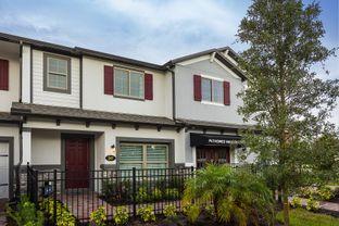 San Jose - Hidden Lake Townhomes: Apopka, Florida - M/I Homes