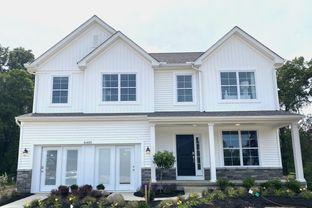 Findlay - Walnut Woods: Westerville, Ohio - M/I Homes
