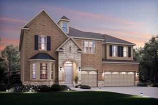 Ainsley II - Kerrisdale: Mason, Ohio - M/I Homes