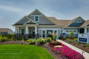 Dimora - The Heritage: Whitestown, Indiana - M/I Homes