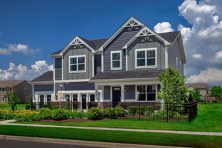 Fletcher - West Point Gardens South: Elgin, Illinois - M/I Homes