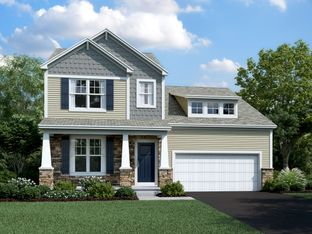 Hilliard - Hoover Farms: Westerville, Ohio - M/I Homes