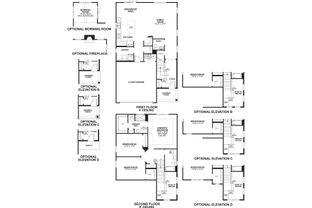 Petoskey - Liberty Grand: Powell, Ohio - M/I Homes