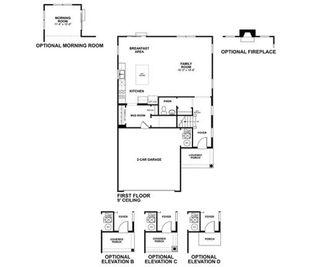 Saugatuck - Liberty Grand: Powell, Ohio - M/I Homes