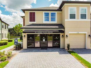 Devonshire II Coastal II - Windermere Estates: Wesley Chapel, Florida - M/I Homes