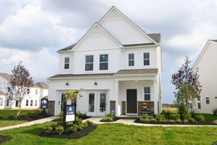 Westerville - Liberty Grand: Powell, Ohio - M/I Homes
