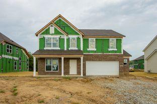 Chauncey Slab - Bethel Creek: Indianapolis, Indiana - M/I Homes