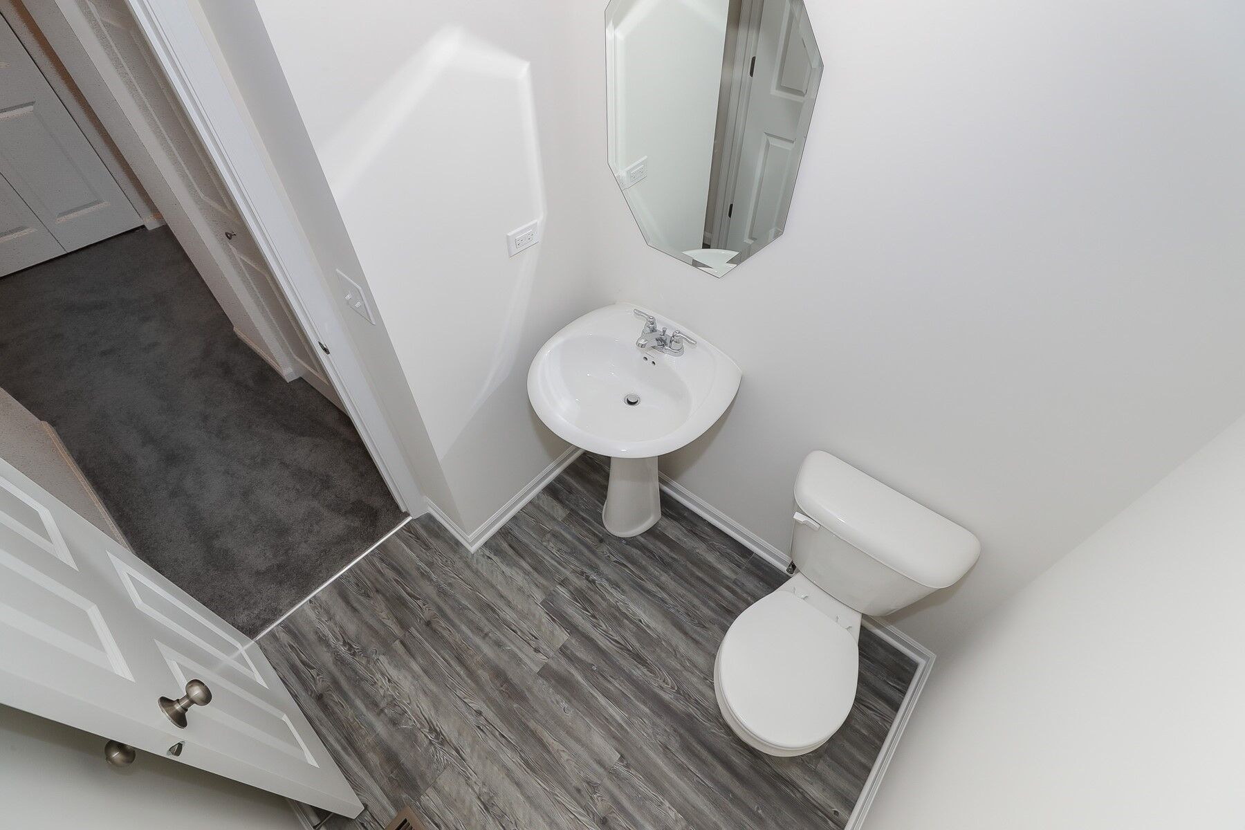 Bathroom featured in the Talcott By M/I Homes in Chicago, IL
